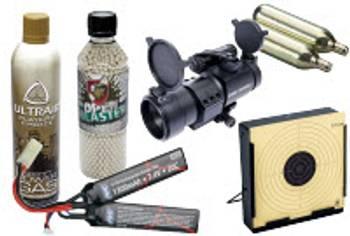 Softgun Utstyr